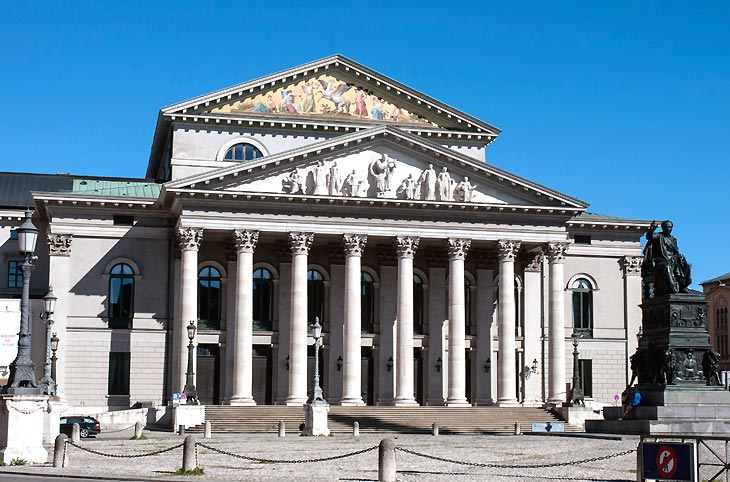 Nationaltheater in München